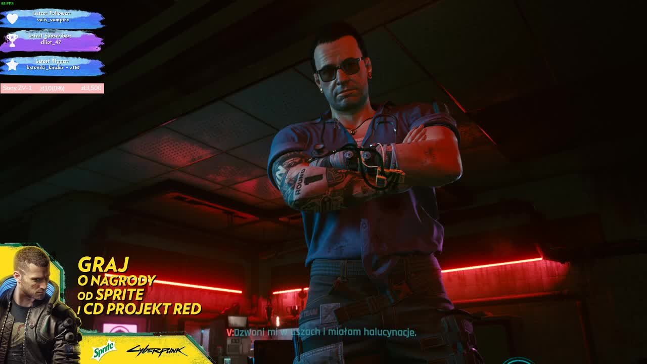 Diving into Cyberpunk 2077 world and how Sprite connected with gamers