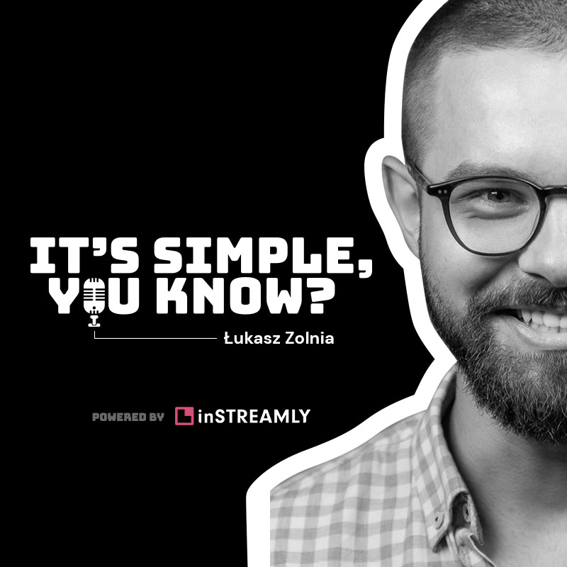 Łukasz Żołynia - from gaming enthusiast to manager at a leading esport organisation.