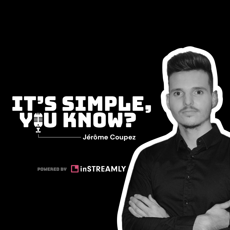 Jérôme Coupez - founder and CEO of Prodigy Agency & top esports agent