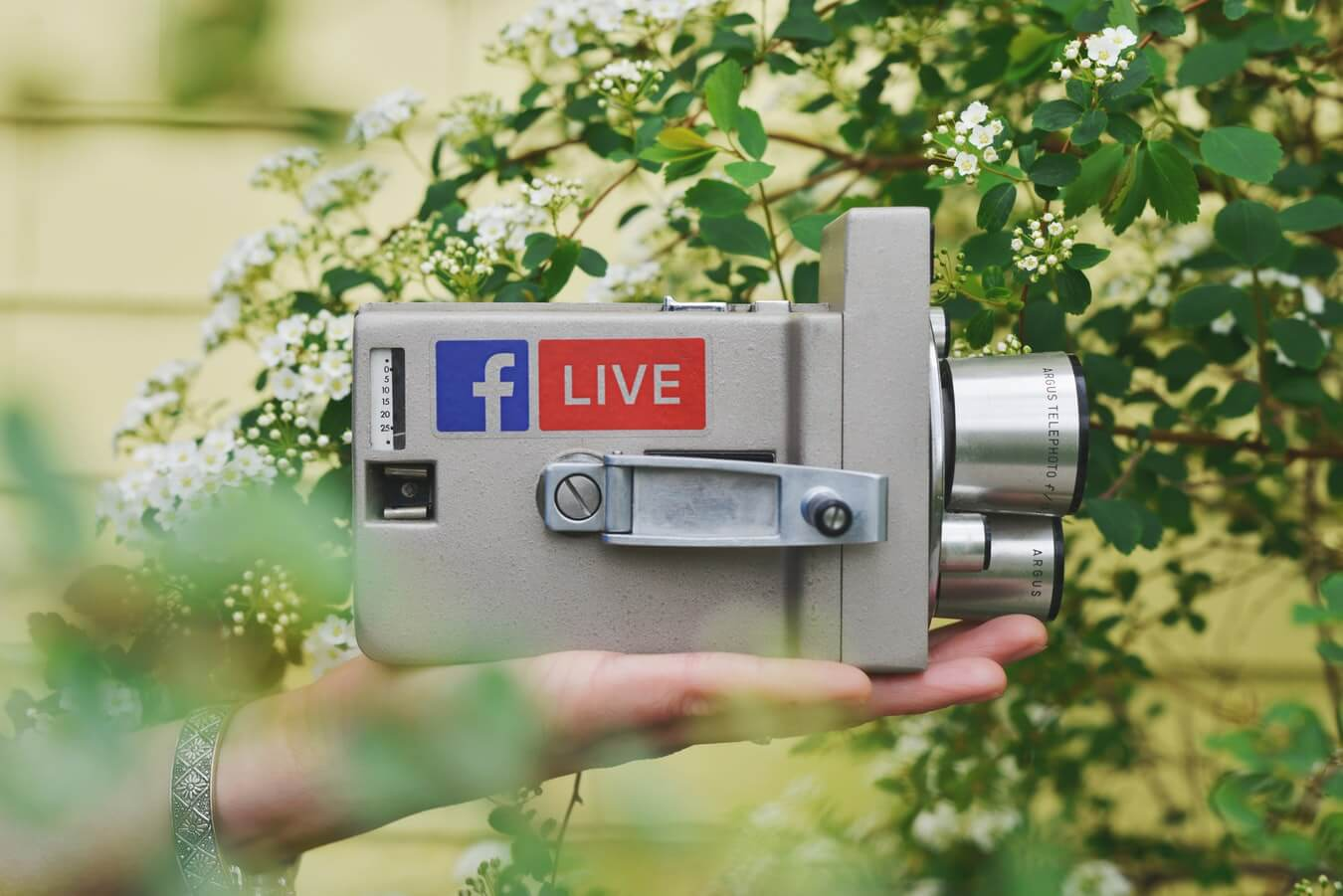 Why your brand should use live streaming as a marketing channel