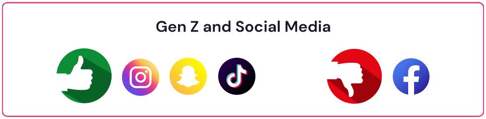 Generation Z social media trends