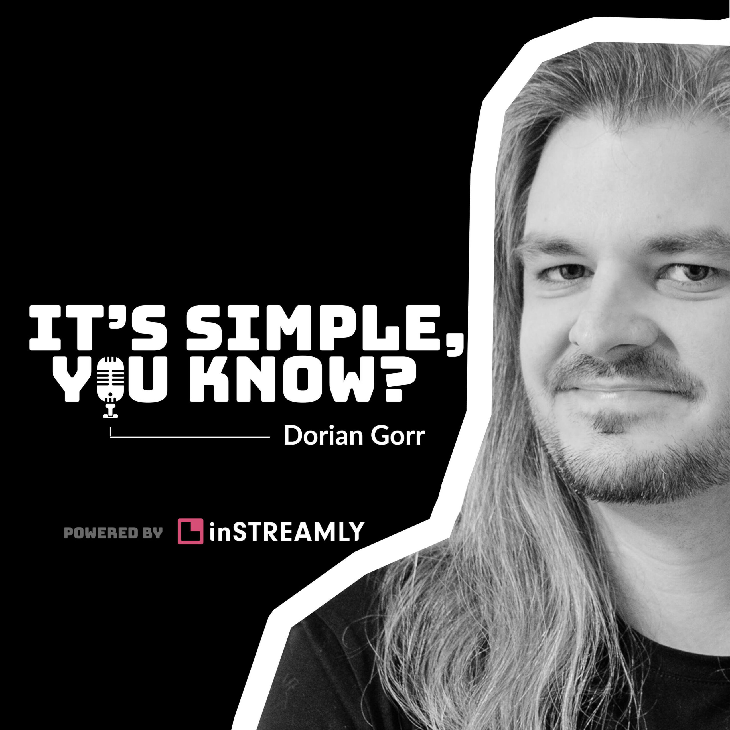 Dorian Gorr - It's all about the content, and content builds community